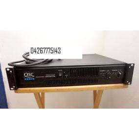 Amplificador Qsc 2450 Rmx