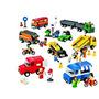 Juguete Lego Education Set Vehículos Camiones Motocicletas