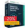 Kaspersky Small Office Security V5 1 File Server 15 Pc