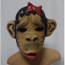 Máscara Macaca Elástico