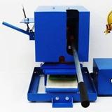 Maquina De Chinelo C/kit De Facas Fresa E Colocador De Tiras