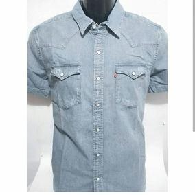 Camisa Levi`s Original De Hombre Talla M Cod 909
