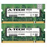 Memoria Ram Ddr2-6400 2gb Laptop