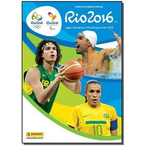 Album Jogos Olimpicos Rio 2016 - Acompanha 10 Enve