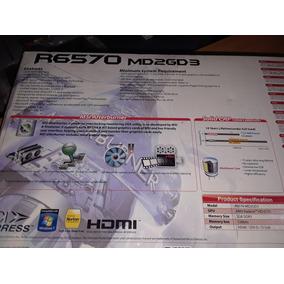 Vendo Hd 6570 2gb Drr3 Msi