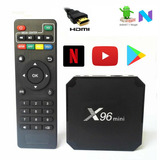 Tv Box X96 Mini Android 7.1.2 Kodi Netflix + Regalo Sorpresa