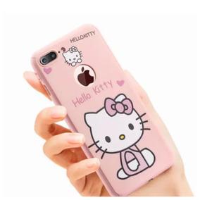 Funda 360 Hello Kitty Iphone 6 | 6+ | 7 | 7 Plus + Cristal