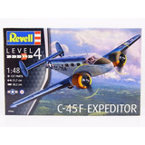 C-45 F Expeditor By Revell Germany # 3966 1/48