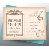 50 Postales Bifaz Invitaciones Tarjetas 15 Años Boda C/sobre