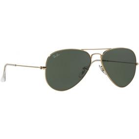 7600324220759 Lentes De Sol Ray Ban Aviador Rb3025 L0205 Verde Clásico - Ropa ...