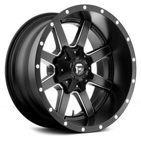 Rin Fuel Off-road 20x14 Maverick 5x135mm Y 5x5