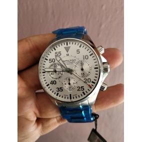 Reloj Hamilton R31 Nuevo 12 Msi