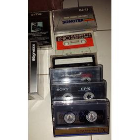 Casettes Usados Tdk, Sony, Magnum Y Otros Muy Conservados