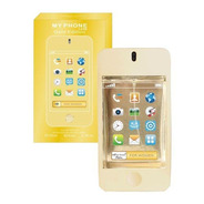 Perfume Mont'anne My Phone Luxe Gold Edition Women Edp 100ml