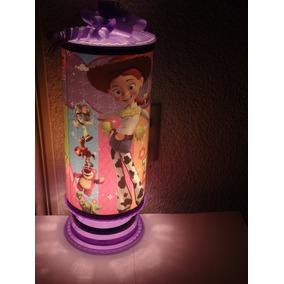 Jessie Toy Story Centros De Mesa,recuerdos,lamparas 1lregalo
