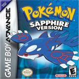 Pokemon Sapphire Versión - Game Boy Advance