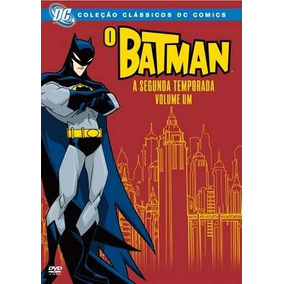 Dvd O Batman - A Segunda Temporada Volume Um