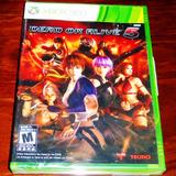 Videojuego Dead Or Alive 5 Standard Edition Xbox 360 Nuevo