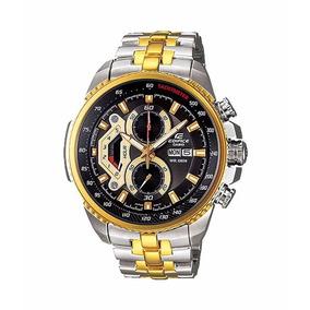 Relógio Casio Edifice Cronógrafo Ef-558sg - 1av Frete Gratis