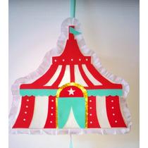 Piñata Circo - Cumpleaños Circo