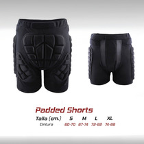 Padded Shorts Licra Paintball Airsoft Militar Tactico Gotcha