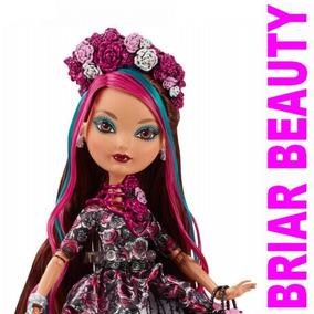 Boneca Ever After High Briar Beauty Spring Unsprung Mattel