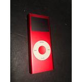 Ipod Nano 4gb Mod 1199 Edicion Product Roja Coleccionable