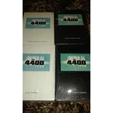 The 4400 (série Completa)1 ~4 Temporada