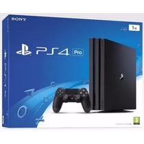Ps4 Pro Playstation 4 Pro 1tb Lançamento