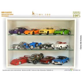 Expositor Estante Nicho Carros 1:18 Ferrari Box Classic B C