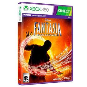 Fantasia: Music Evolved - Xb 360