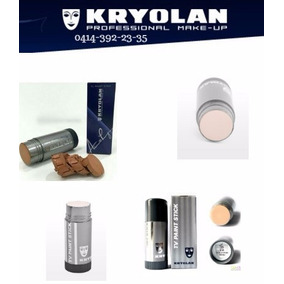 Kryolan Tv Paint Stick Variedad De Tonos