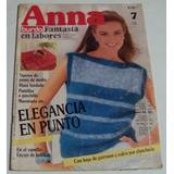 Revistas Anna De Burda 1983 - Labores, Tejido, Bordados