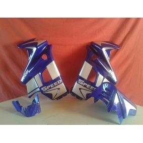 Carenagem Shineray Speed Kit 04 Peças Shineray Xy150-5