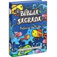 Bíblia Sagrada Ilustrada Palavra Da Vida Infantil Ntlh Sbb