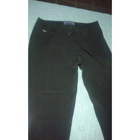 Pantalon Negro Casual