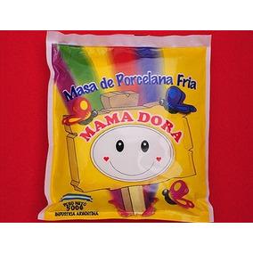 Masa De Porcelana Fria Mama Dora