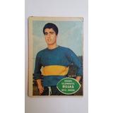 Rojitas - Boca Juniors Figurita Tarjetón Golazo 65