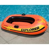 Bote Inflable Intex Explorer 100 58329