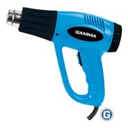 Pistola Calor Gamma G1935 2000w 2 Niveles T° 300/550° C Aire