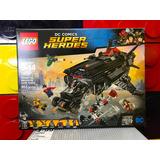 Lego Dc Liga De La Justicia Flying Fox Ataque Batimovi 76087