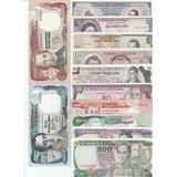 Gran Coleccion De Billetes Antiguos Colombianos¡original! #2