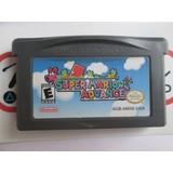 Super Mario Advance Para Gameboy Advance Gba Gran Titulo