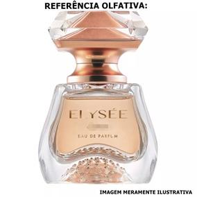 Elysée Boticário Feminino Perfume Contratip Fragrancia 100ml