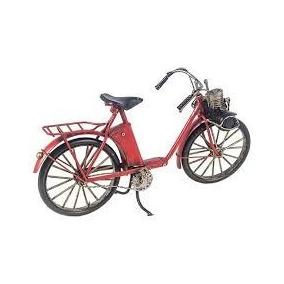 Bicicleta Mini Em Ferro Oldway