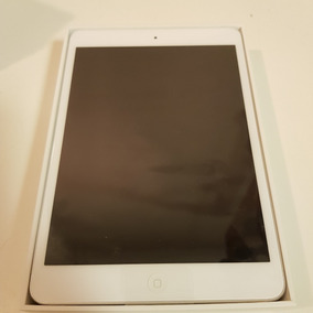 Ipad Mini 2 Wi-fi 32gb Silver Me28lll/a