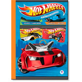 Box Com Janela Hot Wheels 06 Volumes De Editora Ciranda Cult