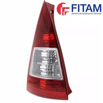 Lanterna Traseira Citroen C3 07 08 09 10 11 Original Fitam