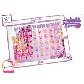 Tablet De Barbie Mariposa Y Princesa Hadas Niñas Tableta