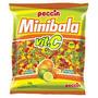Mini Bala Vita-c Sortidas Pacote 540gr - Peccin